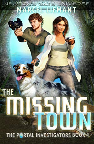 The Missing Town by Marcel Liemant & C.J. Clemens