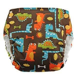 Amazon Com Blueberry Side Snap Simplex All In One Diapers
