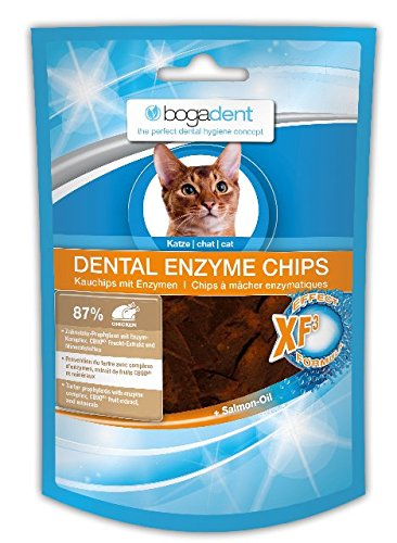 Bogar AG Bogadent dentaire Enzyme puces pour chats, 50g UBO0741