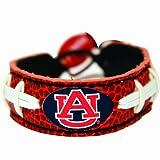 Auburn Tigers Classic Football Bracelet