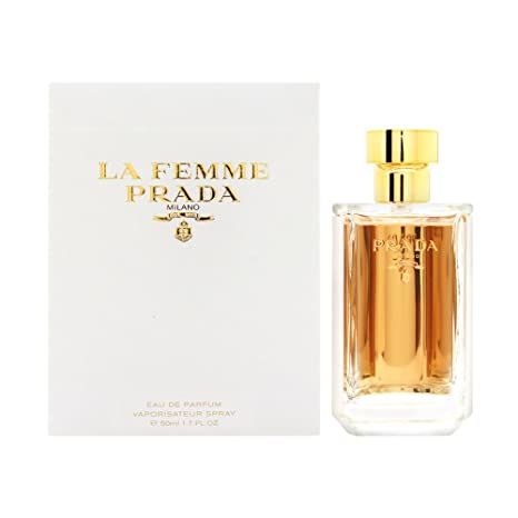 ab3f3be5f0688 Image Unavailable. Image not available for. Colour  PRADA La Femme Eau de  Parfum ...