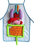anatomical body parts - Yoovi What's Inside Me Anatomy Apron Human Body Organs Awareness Educational Insights Toys for Children Prcehool Science Homeschool Teaching Aids