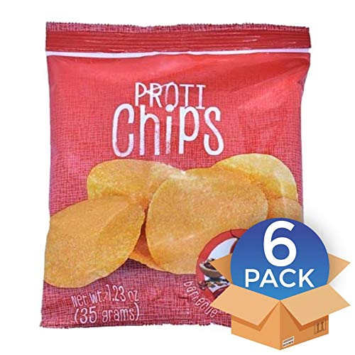 (Proti Kind Proti Chips - Barbeque - 6 Bags - BBQ)