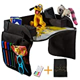 Best Baby Gear Baby Buddy Baby Car Seats - Kids Travel Tray by Childideas - Car Seat Review