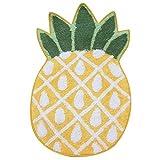 YOUSA Pineapple Door Mat Cartoon Area Rugs