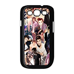 Custom High Quality WUCHAOGUI Phone case Singer Prince Justin Bieber Protective Case For Samsung Galaxy S3 - Case-15