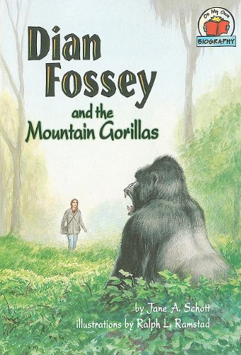 Download Dian Fossey and the Mountain Gorillas (On My Own Biographies) pdf