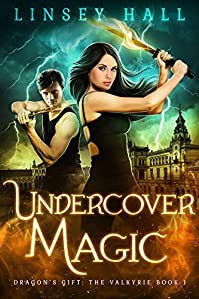 Undercover Magic by Linsey Hall ebook deal