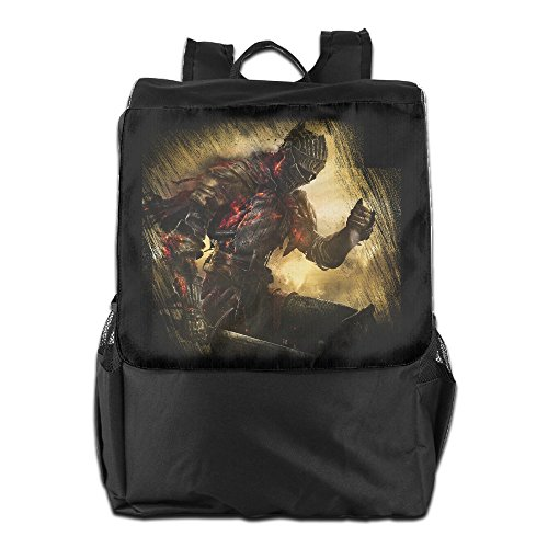 Price comparison product image Dark Souls 3 Unisex Travel Laptop Backpacks Bookbags