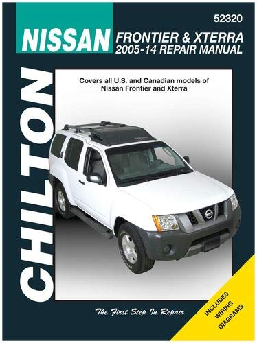 Chilton 52320 05-14 Nissan Frontier Xterra