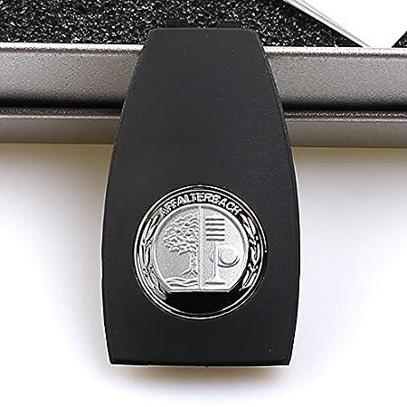 Hikig Melo Albero Metallo Badge key copertura A0008900023 A Copritastiera
