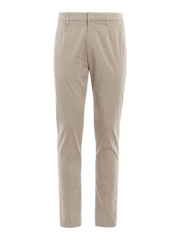 DONDUP Luxury Fashion Uomo UP517CS0083PTDDU020 Beige Jeans