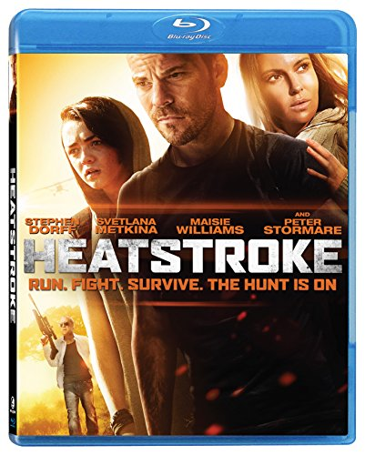 Blu-ray : Heatstroke (Widescreen, Dolby, AC-3)