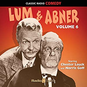 Lum & Abner Volume 6 Radio/TV Program