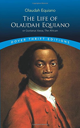 Search : The Life of Olaudah Equiano (Dover Thrift Editions)