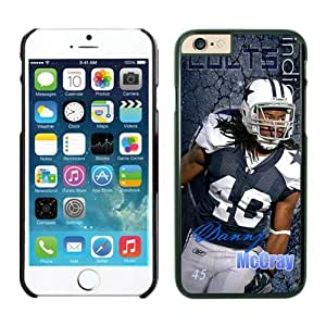 Indianapolis Colts Danny McCray iPhone 6 Plus NFL Cases Black 5.5 Inches NIC13043