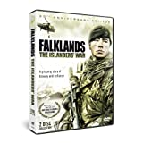 Falklands - The Islanders  War (2 Disc) [DVD] [Import anglais]