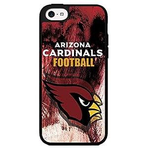 Arizona Cardinals Football Sports Hard Snap on Phone Case (iPhone 5c)