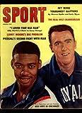 img - for Sport Magazine March 1961 (Oscar Robertson Cincinnati Royals cover) (Henri Richard Montreal Canadians feature) book / textbook / text book