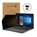 Celicious Privacy 2-Way Anti-Spy Filter Screen Protector Film Compatible with ASUS ZenBook UX430UQ