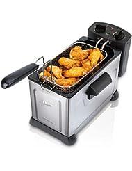 Oster CKSTDFZM37-SS1 Professional Style Stainless Steel Deep Fryer