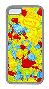 iPhone 5c Cases - Wholesale Summer Cool TPU Transparent Cases Personalized Design Undersea By Cloning