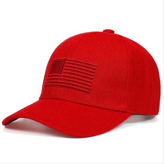 Gorra de béisbol Gorras de Hip Hop Planas Americanas Sombreros de ...