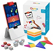 Osmo - Genius Kit for Fire Tablet - 5 Hands-On Learning Games - Ages 5-12 - Problem Solving & Creativity - STEM - (Osmo Fire
