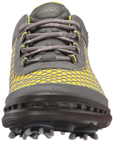 ECCO Cage Zapatillas, Hombre, Gris (Grey / Black), 39 EU
