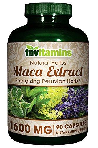 TNVitamins Maca Extract Capsule Capsules product image
