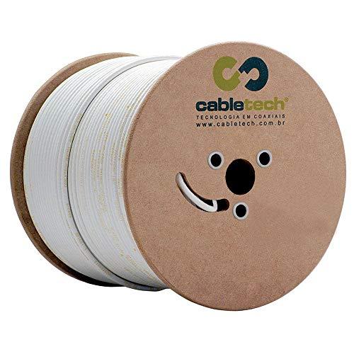 Cabo Cabletech STD-40+TP3 Branco Bobina 305 Metros 801214000P01CB22