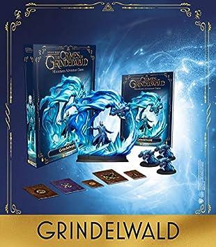 Knight Models Juego de Mesa - Miniaturas Resina Harry Potter Muñecos Gellert Grindelwald Español: Amazon.es: Juguetes y juegos