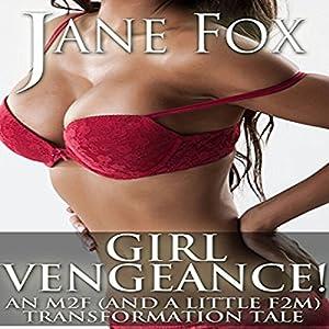 Girl Vengeance! Audiobook