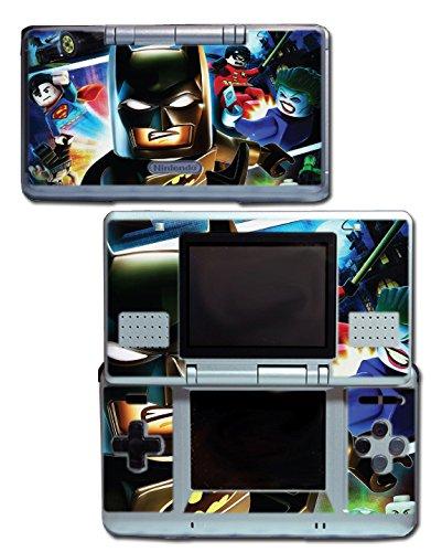 Batman Cartoon Robin Batmobile Begins Dark Knight Rises Video Game Vinyl Decal Skin Sticker Cover for Original Nintendo DS System (Rise Batman)