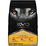 Evo Grain Free Turkey And Chicken Formula Small Bites Dry Dog Food,...