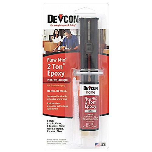 (Devcon 23145 2 Ton Flow-Mix Epoxy - 14 ml)