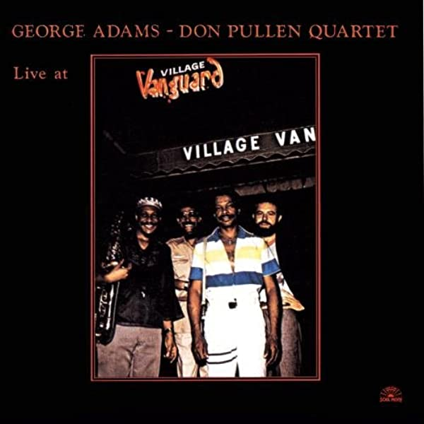 George Adams, Don Pullen Quartet - Live At The Village Vanguard - Vol.1 -  Amazon.com Music