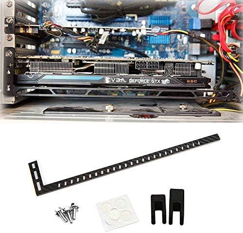 [Carbon Fiber Edition] Graphics Card GPU Brace Support, Video Card Sag Holder Bracket, Carbon Fiber GPU Brace
