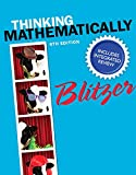 Mymathlab bookscompare 110 bookstores prices new used title img for thinking mathematically with integrated review and learning guide plus new mylab math with fandeluxe Gallery