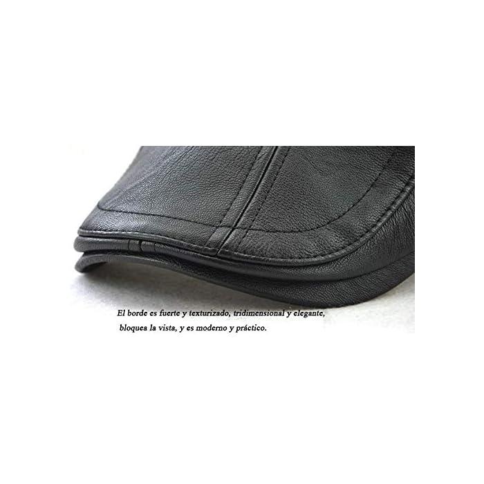 51UUn0YtsvL Boinas Suave, cómodo y flexible; Conveniente para al al aire libre.Pliega para su almacenamiento En general, se trata de un casquillo de golf de peso ligero y elegante que es realmente grande para cualquier actividad o salidas PU(Poliuretano)
