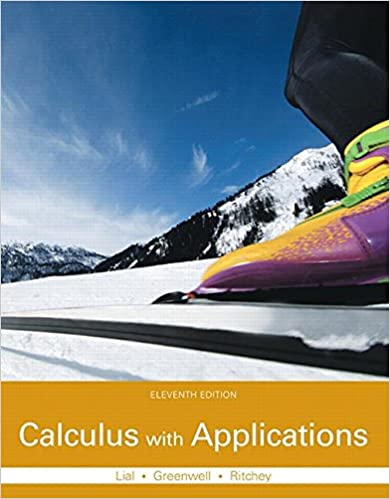 Calculus with applications plus mylab math with pearson etext calculus with applications plus mylab math with pearson etext access card package 11th edition lial greenwell ritchey the applied calculus fandeluxe Gallery