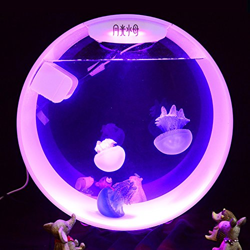 8L Jellyfish Tank for Feeding Jellyfish and Fish 220V Discoloration (Item#160900)