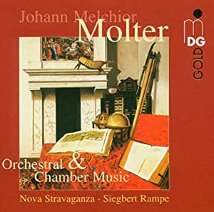 Johann Melchior Molter: Orchestral & Chamber Music