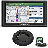 Garmin Drive 50LM GPS Navigator Lifetime Maps (US) 010-01532-0C Dashboard Mount Bundle Includes GPS and Nav-Mat Portable GPS Dash Mount For Sale