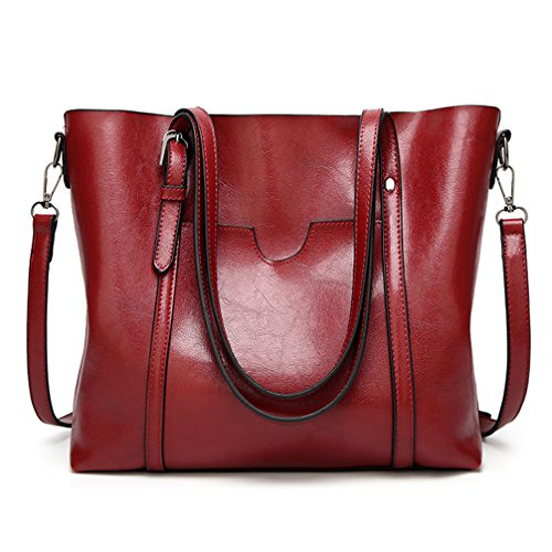 LoZoDo Women Top Handle Satchel Handbags Shoulder Bag Tote Purse