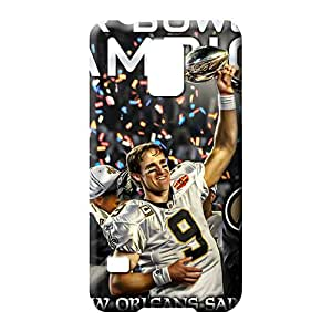 samsung galaxy s5 Excellent Fitted Durable New Arrival cell phone carrying covers new orleans saints