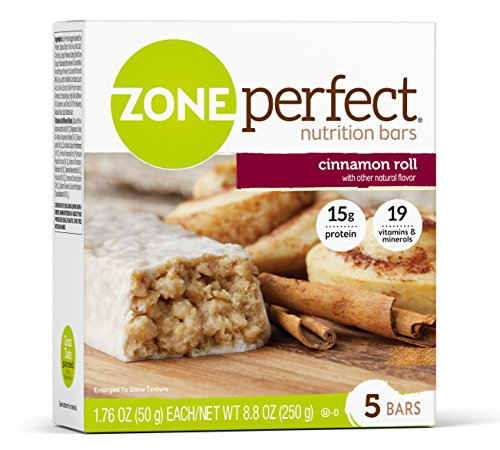 ZonePerfect Nutrition Protein Energy Cinnamon product image