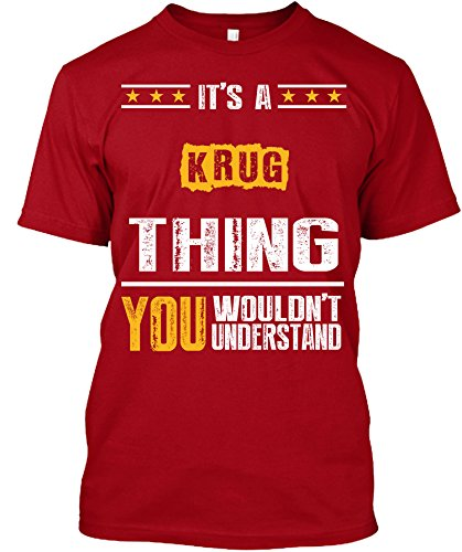its-a-krug-thing-you-wouldnt-understand-t-shirtsmallred