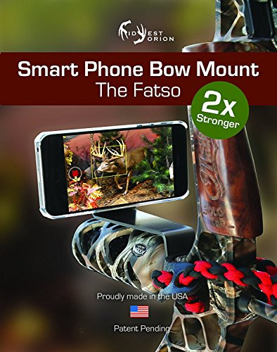 (Midwest Orion Smartphone Camera Bow Phone Mount for Use with Iphone,samsung,gopro, and More)