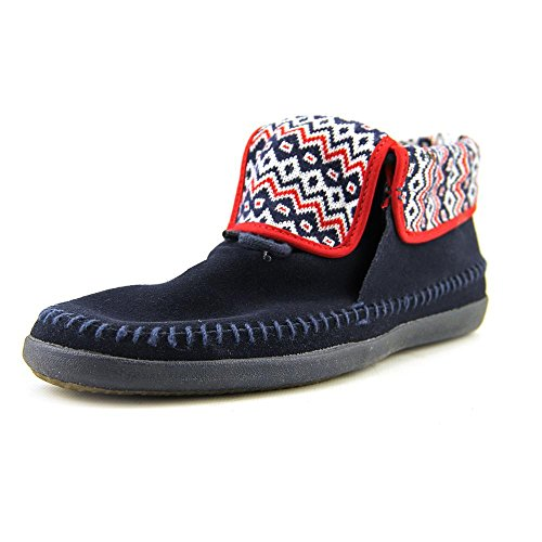 96e4c3f620 Vans MOHIKAN Nordic Navy Women s Moccasin Shoes durable modeling ...